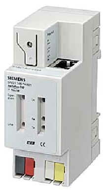 siemens eib knx ip router n146. Black Bedroom Furniture Sets. Home Design Ideas