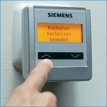 Siemens Serve@Home Vernetzung der intelligenten Haushaltsger�te